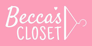 Accepting Donations Now : Becca's Closet 2020