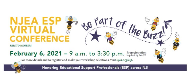 NJEA ESP Virtual Conference